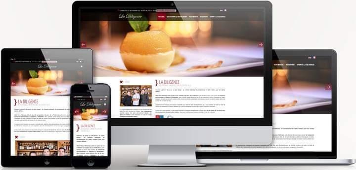 Création de sites web dynamiques professionnels Webcom Guinée