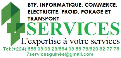 7Services Guinée